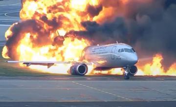Aeroflot Superjet crash