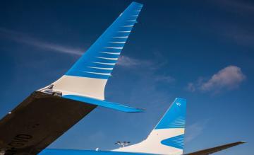 Aerolineas Argentinas Boeing 737 MAX