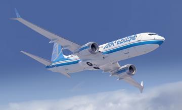ALC 737 MAX 8