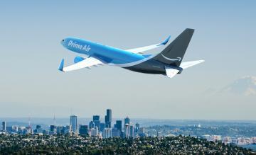 Amazon Air 737