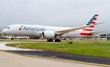 American Airlines Boeing 787-8