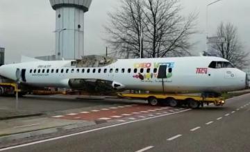 ATR72 Maastricht Aachen Airport