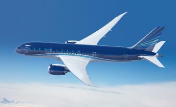 Azerbaijan Airlines 787