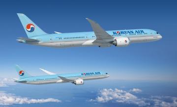 Boeing 787 Korean Air