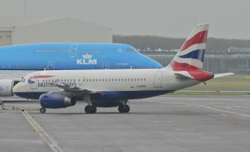 British Airways KLM
