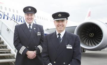 British Airways piloot
