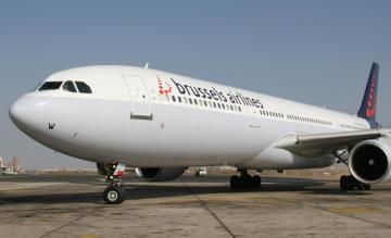 Brussels Airlines Airbus A330