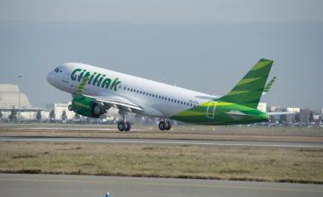 Citilink Airbus A320neo