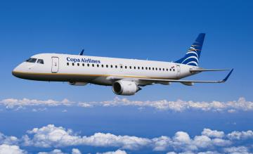Copa Airlines Embraer 190