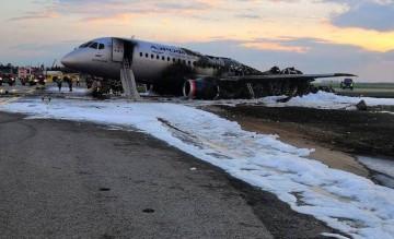 Superjet crash