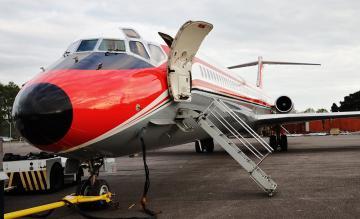 Danish Air Transport retro