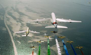 Vliegshow VAE