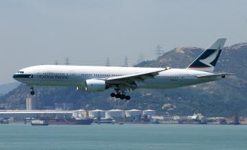 Eerste Boeing 777