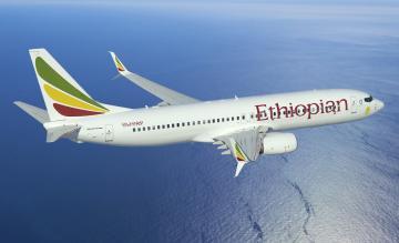 Ethiopian Airlines 737