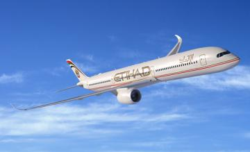 Etihad Airbus A350