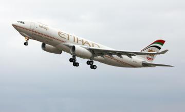 Etihad Airways Cargo Airbus A330-200F