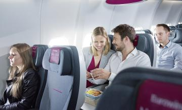 Eurowings cabine