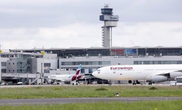 Eurowings Düsseldorf Airport