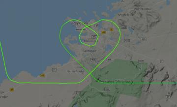 Hartje Icelandair