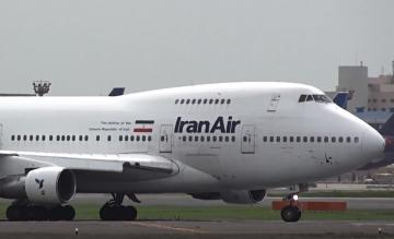 Iran Air 747SP