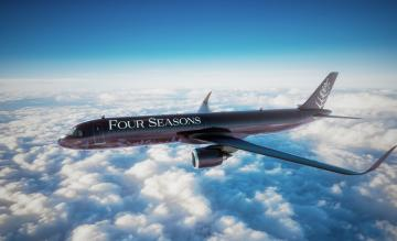 Four Seasons A321LR