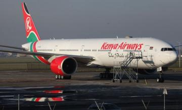 boeing 777-300er, kenya airways