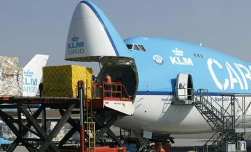 KLM Cargo Boeing 747