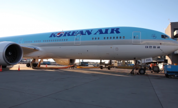Korean Air Boeing 777-300ER
