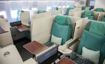Korean Air Prestige Class