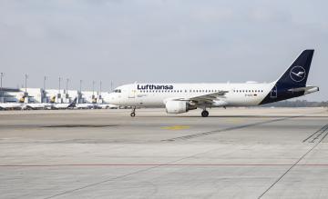 Lufthansa MUC