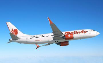 Malindo Air Boeing 737 MAX