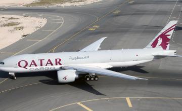 Qatar Airways Boeing 777F