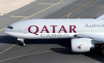 Qatar Airways 777F
