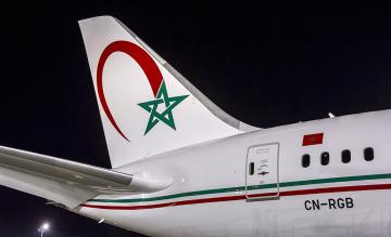 Royal Air Maroc 787