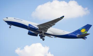 Rwandair A330