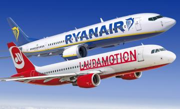 Ryanair Laudamotion