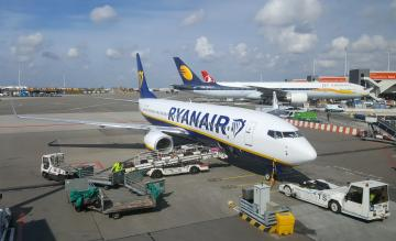Ryanair Schiphol