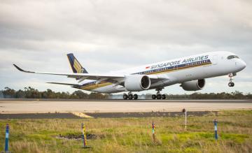 Singapore A350 Regional