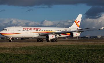 Surinam Airways Airbus A340 by Klaas-Jan van Woerkom