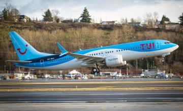 TUI fly 737 MAX