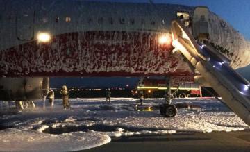 Red Wings Tupolev Tu-204 brand