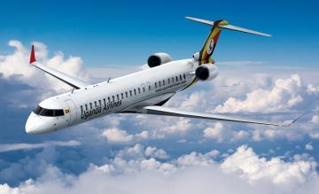 Uganda Airlines CRJ900