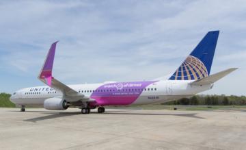 united, boeing 737-900