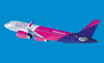 wizz air, airbus, a320