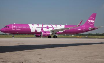 WOW Air A321