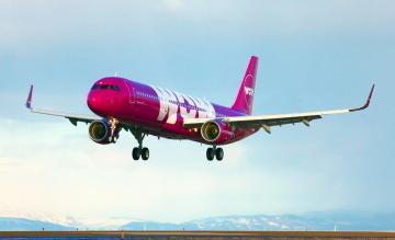 WOW Air Airbus A321