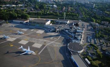 antwerpen airport, parkeergarage, buelens, jetairfly