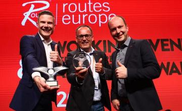 Brussels Airport Routes Award