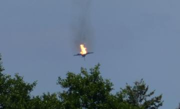 Eurofighter Crash