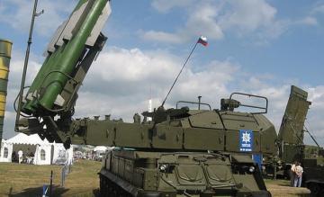 buk raket, mh17, missile